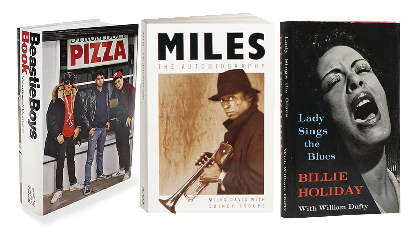 Musical biographies: Words of wisdom from our heroes