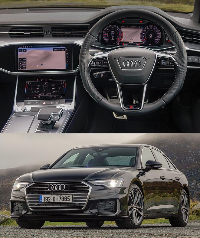 'Progress through technology' with Audi