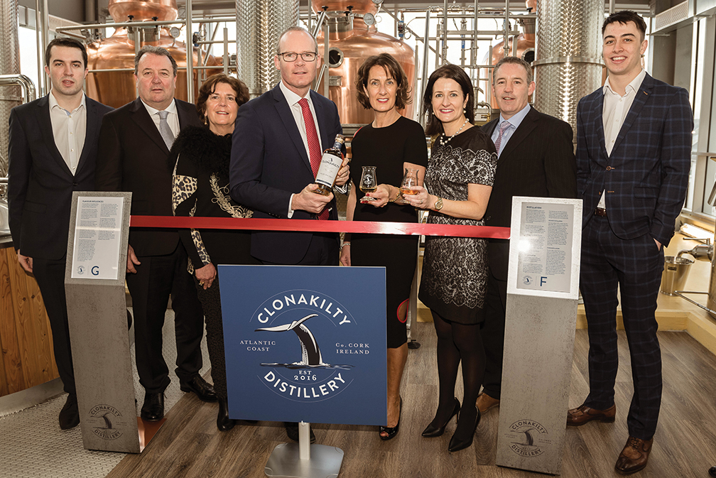 Clonakilty Distillery wins awards for its Minke Gin and Single Batch whiskey