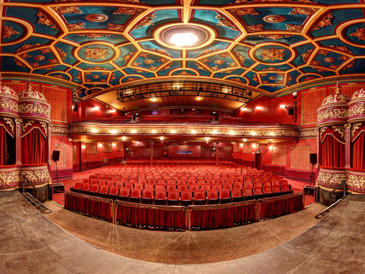 The Everyman Theatre – dreaming of us since 1962