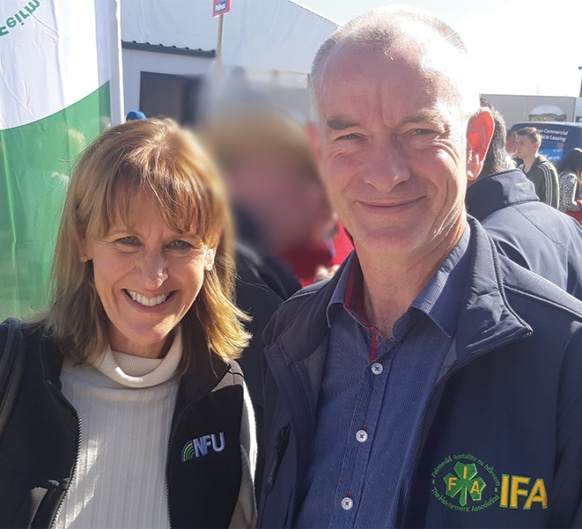 West Cork farmer emphasises the importance of finding your support network