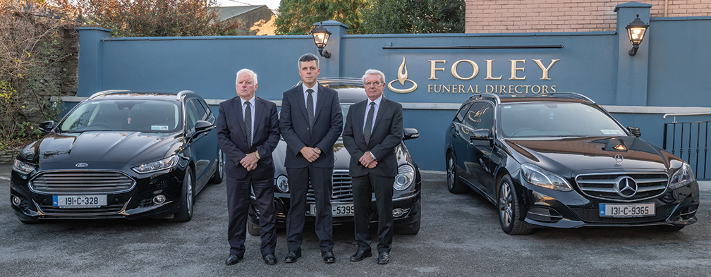 A new chapter for the Foley family with opening of funeral home in Clonakilty