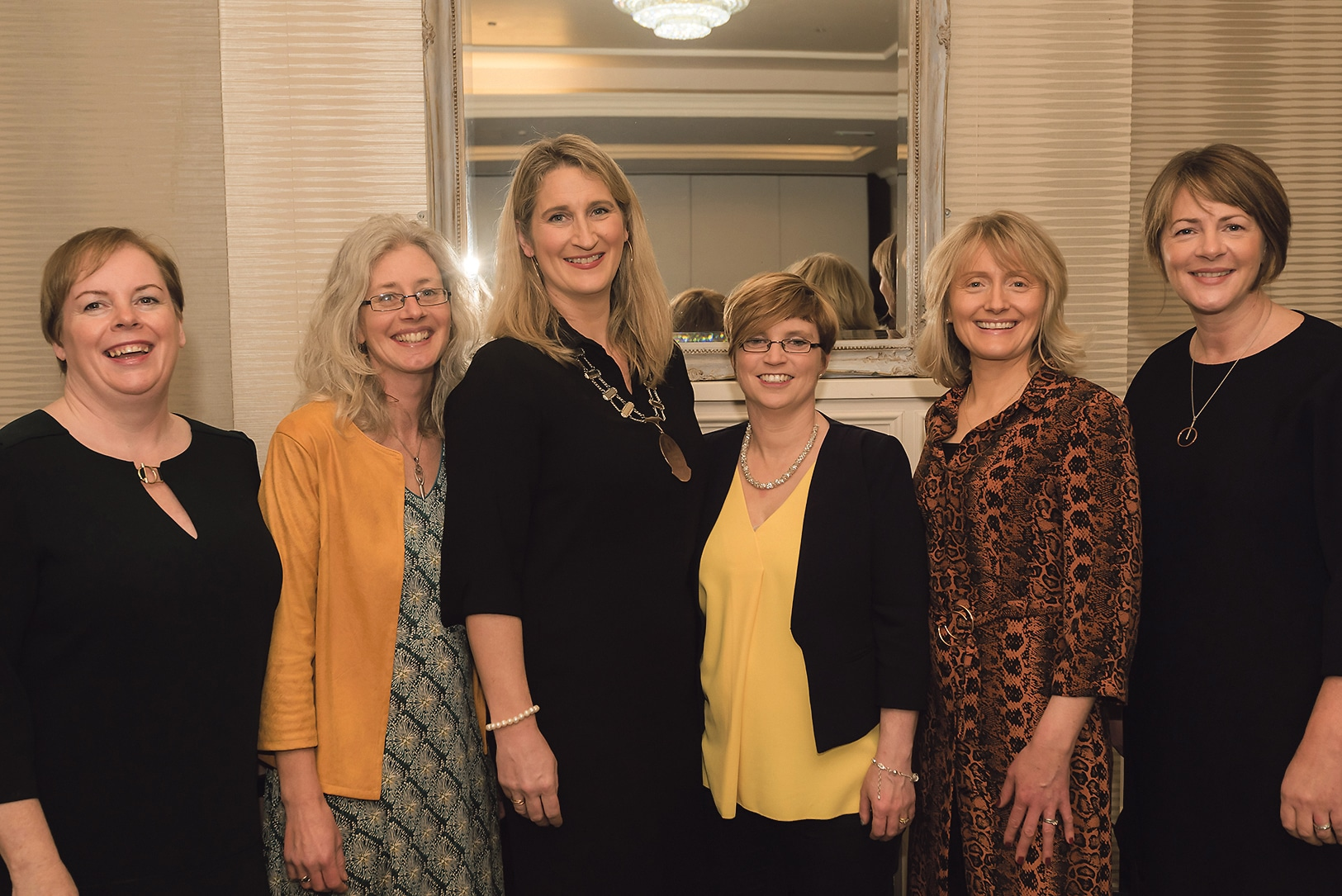 West Cork business women get goal ready for 2020