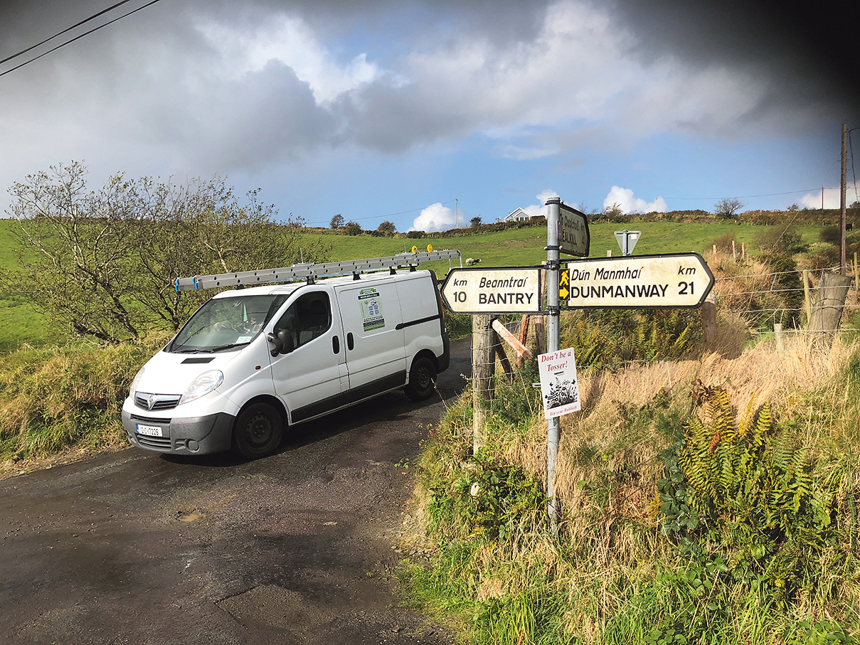 West Cork company 'OpenOut' offers options for homes suffering from poor connectivity